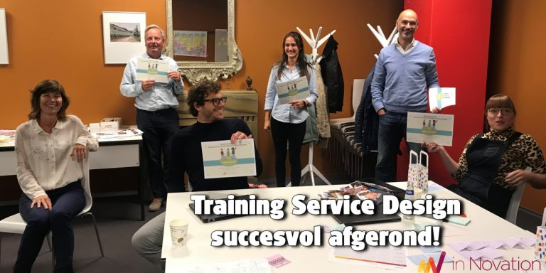 Succesvolle Service Design training